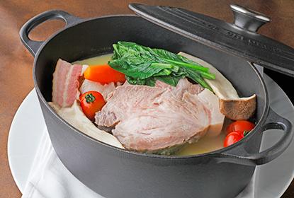 加藤ポーク&季節野菜のポトフ
