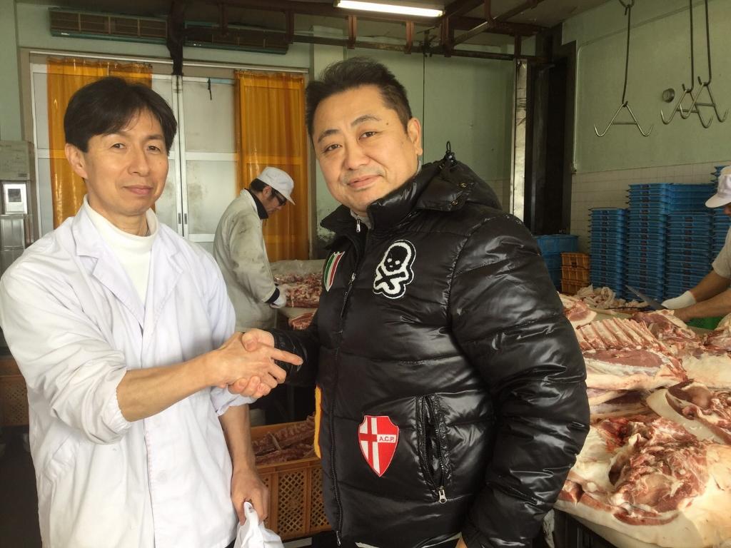 スーツァンレストランの菰田総理長