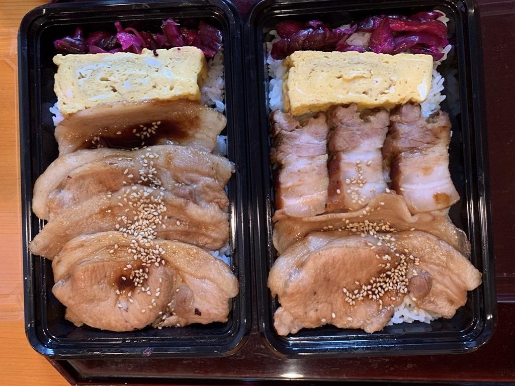 加藤ポーク豚丼